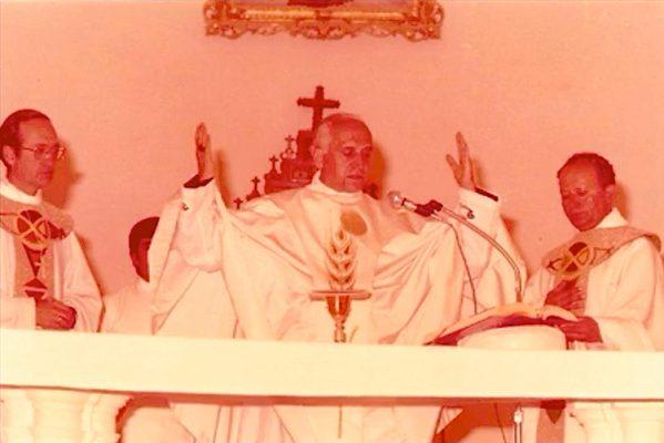Fallece el padre Emigdio, luto para comunidad Católica