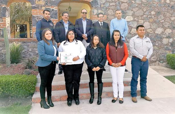 Certificaron a la  Coordinación de  Turismo de Tolcayuca