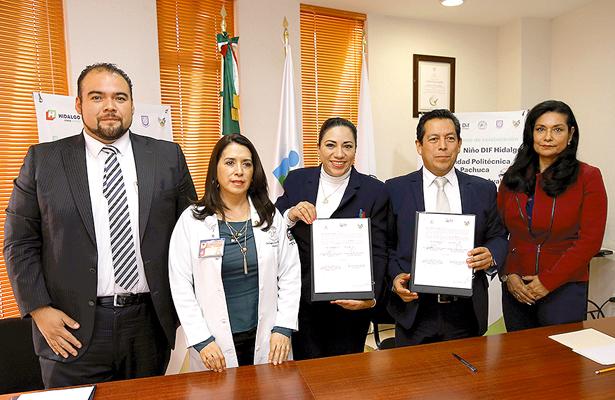 Instalaron el Aval  Ciudadano en el  Hospital del Niño Dif