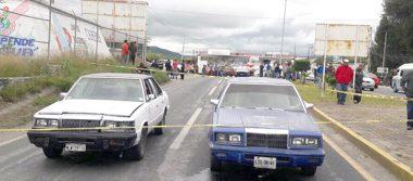 Asalto vs gasolinería El Tephé