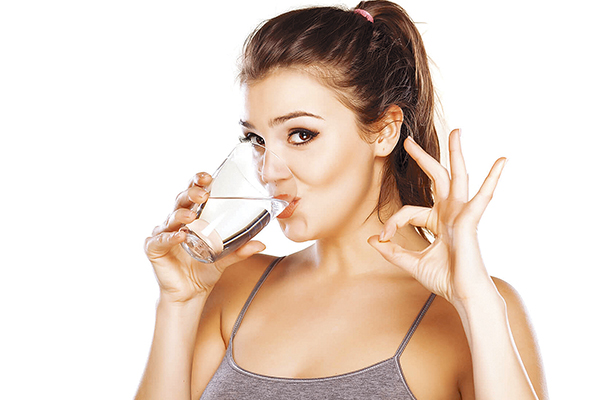 Consumimos agua de mina confiable