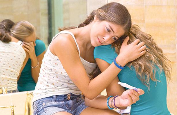 Adolescentes ocultan embarazos