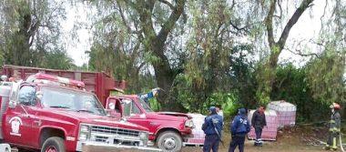 Huachicoleros volcaron frente primaria; estudiantes evacuaron por seguridad