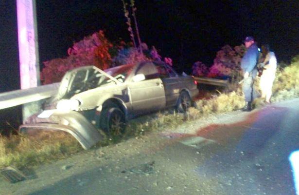 [ Al momento] Mortal accidente en Venados