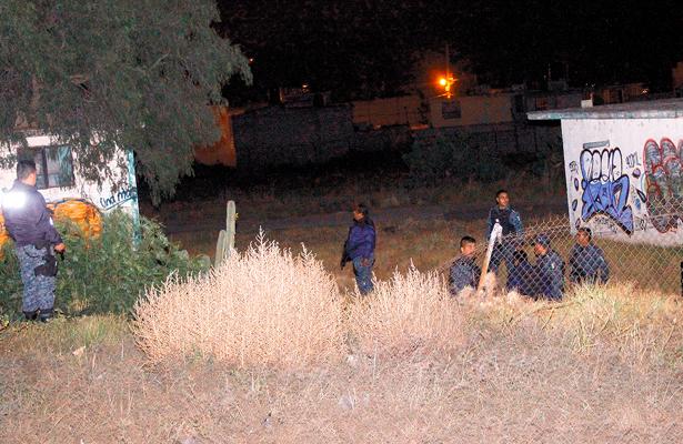 """POLICÍAS estatales e investigadores implementaron infructuoso operativo de localización de """"El Negro"""", reo evadido de la prisión de Pachuca. Foto: El Sol de Hidalgo."""