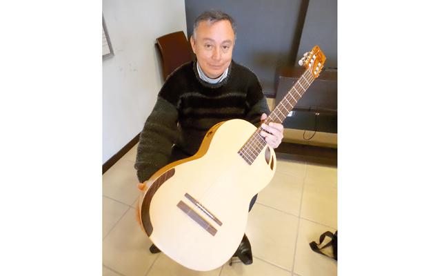 """Guitarrista de """"Coco"""" sin regalías"""