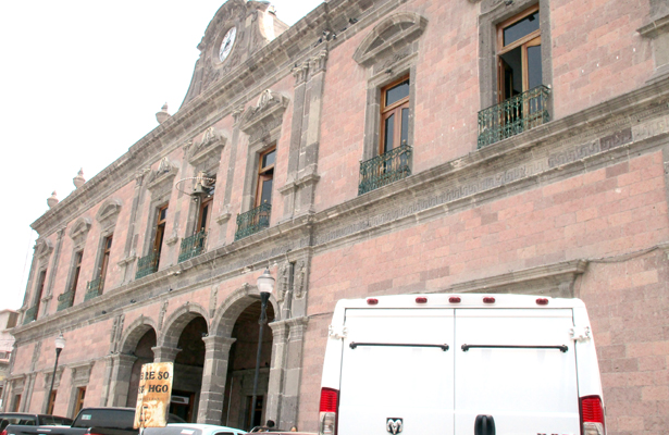 Latente embargo a Presidencia Municipal