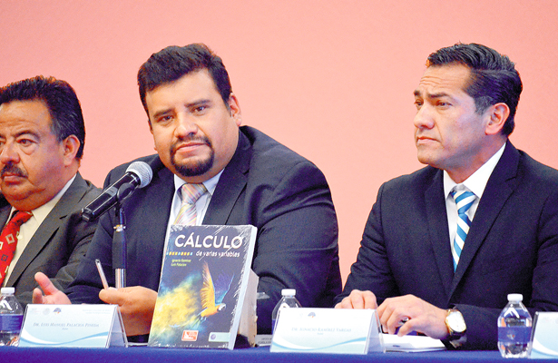 Académicos del ITP presentaron su libro