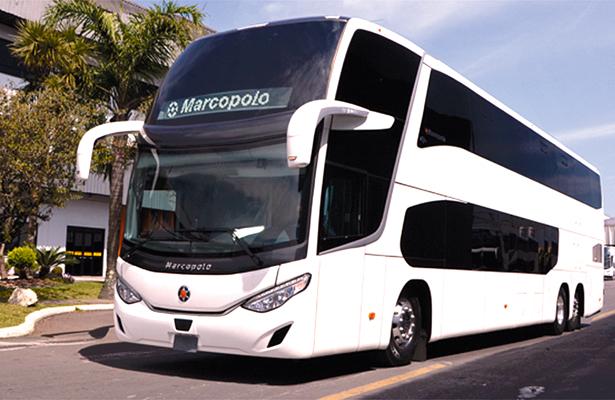 Ya circulan autobuses de dos pisos