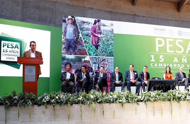 FAO reconoce a Fayad por programa Hidalgo te nutre
