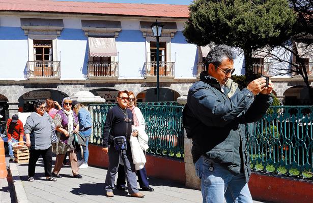 Mayor afluencia turística en destinos hidalguenses