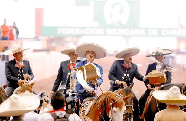 Inició Congreso y Campeonato Nacional Charro