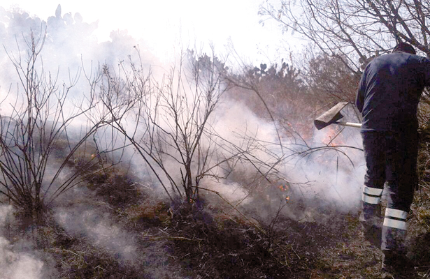 Tolcayuca controlará incendios provocados