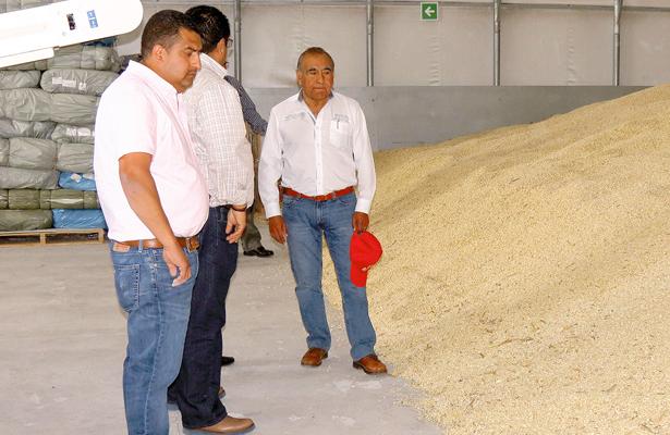 Nueva lechería Liconsa en Tlahuelilpan