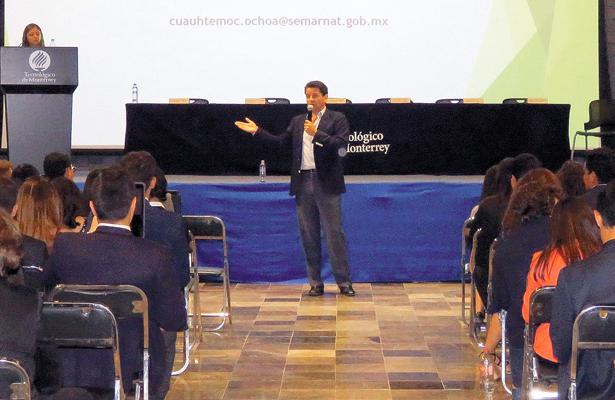 Cuauhtémoc Ochoa invitado al HIDALMUN 2017