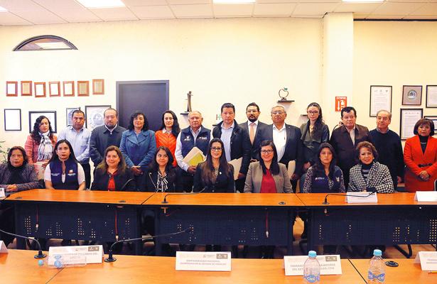 Se reúnen Comisión Interinstitucional  y miembros del sector empresarial