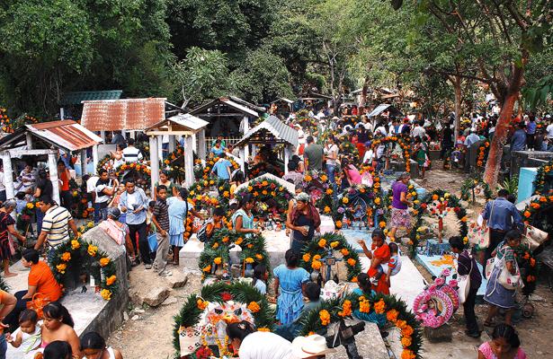 Xantolo, tradición que no se pierde en la Huasteca hidalguense