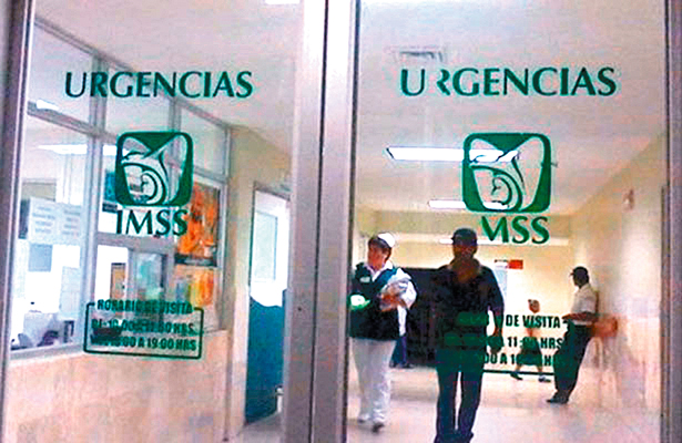Urgencias del IMSS  permanecerá  abierta