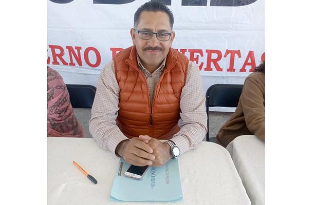 Antonio Espinoza no cederá