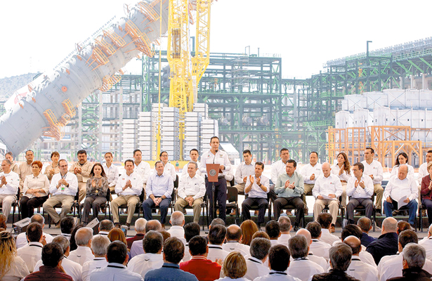 Refinería Tula, beneficiada con Reforma Energética