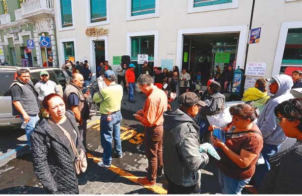 Reclaman cobros indebidos a CFE, en Hidalgo alcanzan los 32 millones de pesos