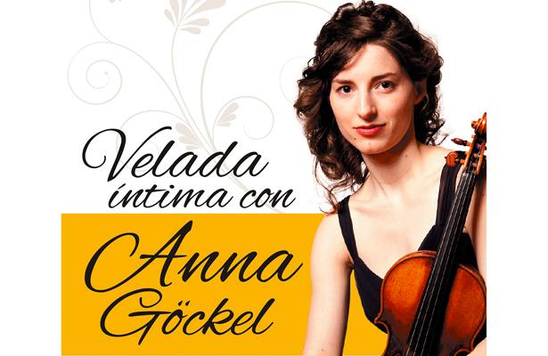 Anna Göckel, invitada de OSUAEH