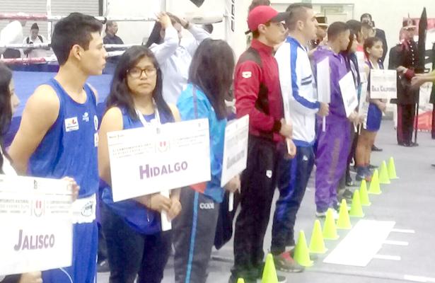 En Mineral de la Reforma, impulsan a jóvenes, a la práctica del deporte