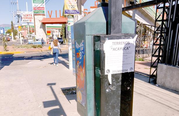 Detectan fraccionamientos irregulares en Zapotlán