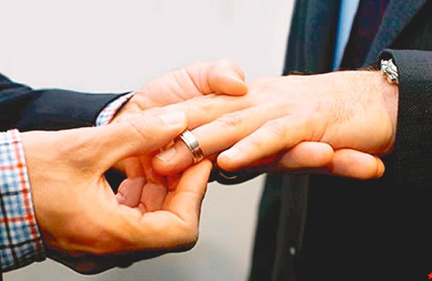 Matrimonios igualitarios tendrán nuevas sentencias