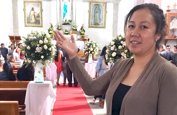 Fiesta a Virgen de la Concepción