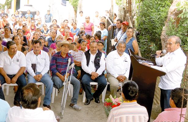 ANUNCIAN la disminución de precio por kilogramo de maíz para beneficiarios de Diconsa´. Foto: El Sol de Hidalgo.