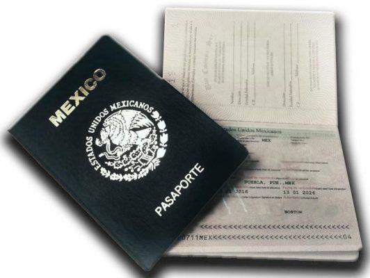 Pasaportes todo el año en Hidalgo