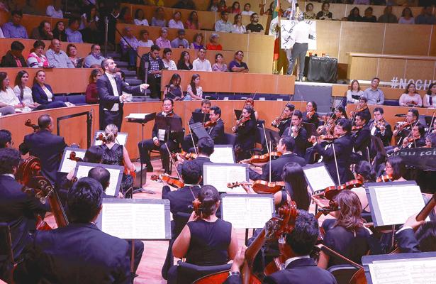 OSUAEH iniciará temporada de conciertos