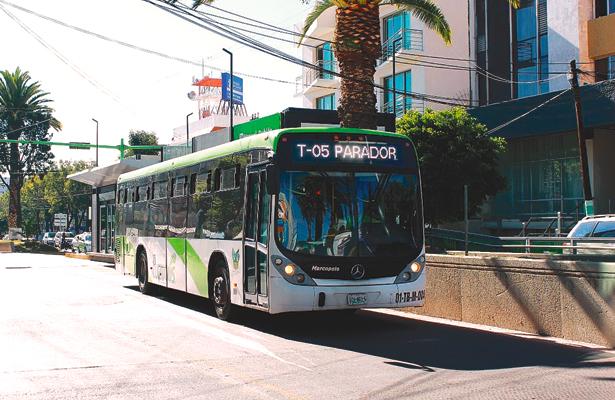 Hoy aplican nuevos precios al transporte público