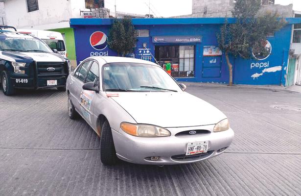 Se robaron su coche y ni cuenta se dio, en Cuautepec