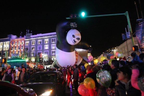 La Cabalgata de Reyes Magos hizo una vez más su magia