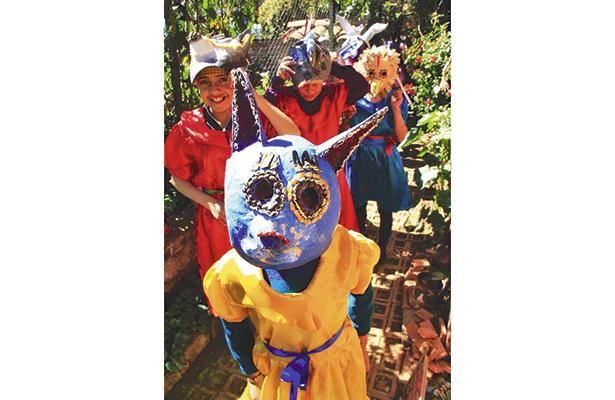ESTIMULAN la creatividad. Foto: El Sol de Hidalgo.
