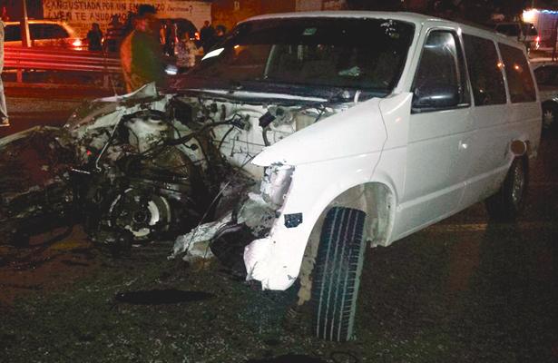 Accidentes provocan movilización de cuerpos de rescate; en Tepeji