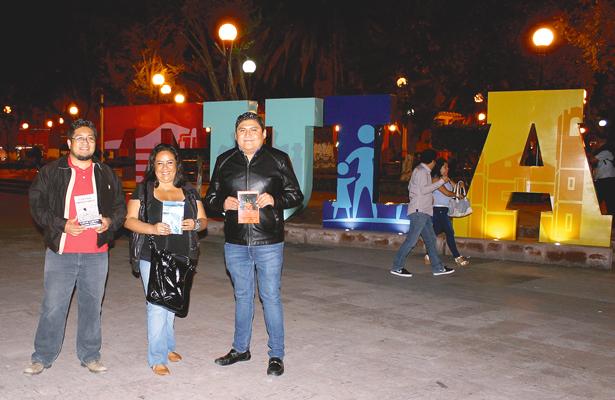 Escritores publicarán antología de cuentos de Tula