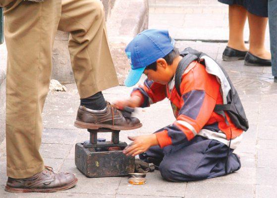 Contra trabajo infantil, cuatro años de cárcel