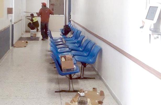 Pendiente obra de nuevo hospital