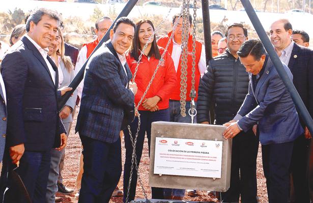 Hidalgo será punta de lanza en innovación tecnológica