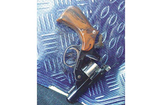 Aseguran a rijoso con arma