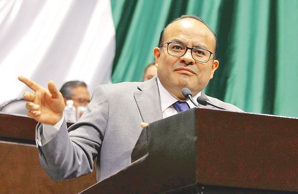 Diputado del PRD pide avanzar  en Sistema Nacional Anticorrupción