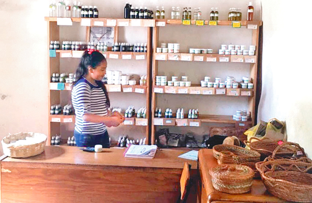 Medicina tradicional, herencia que cura
