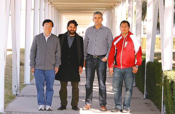 Simposio Análisis y Física Matemática reunió a expertos  en la UAEH