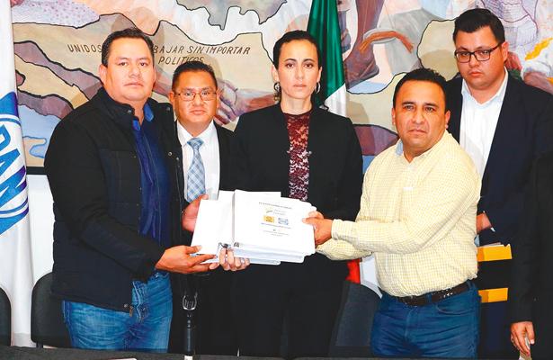 PAN-PRD y Morena-PT  solicitan registro de coalición