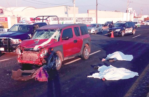 Dos mujeres mueren atropelladas