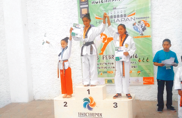 Huichapan recibió 800 guerreros
