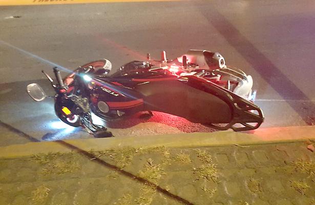 Choque de motos; uno fue mortal